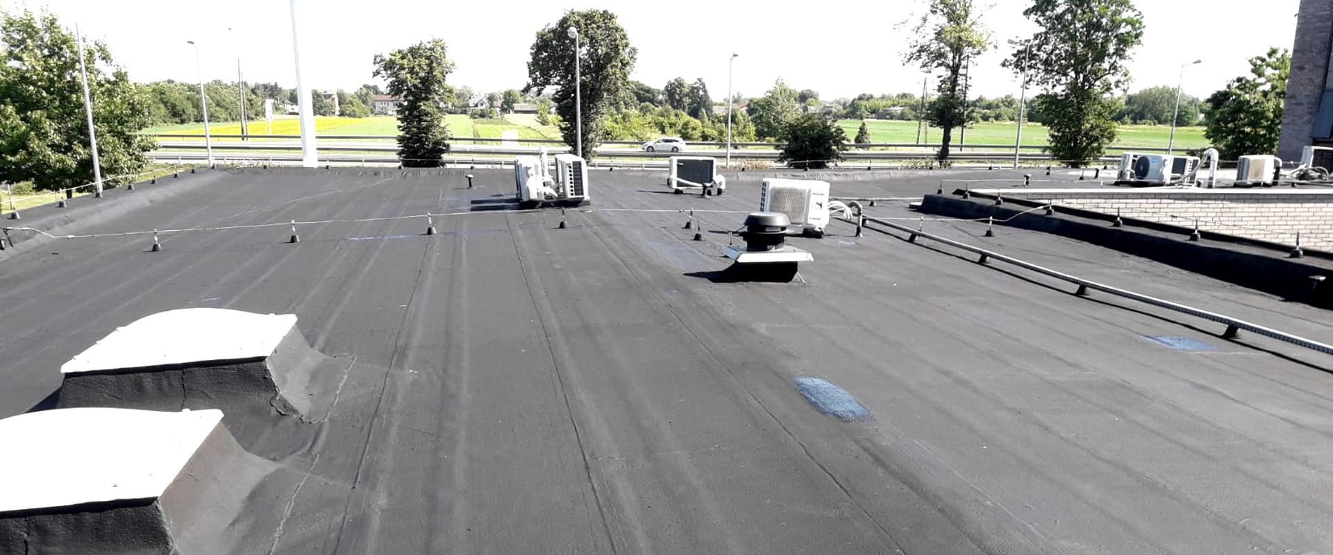 Hydrozilacja Dachów Płaskich