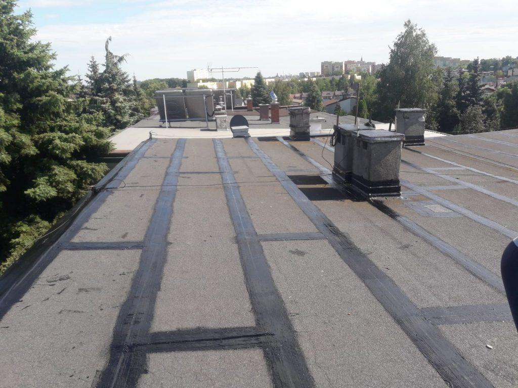 Izolacja dachu na szeregówkach