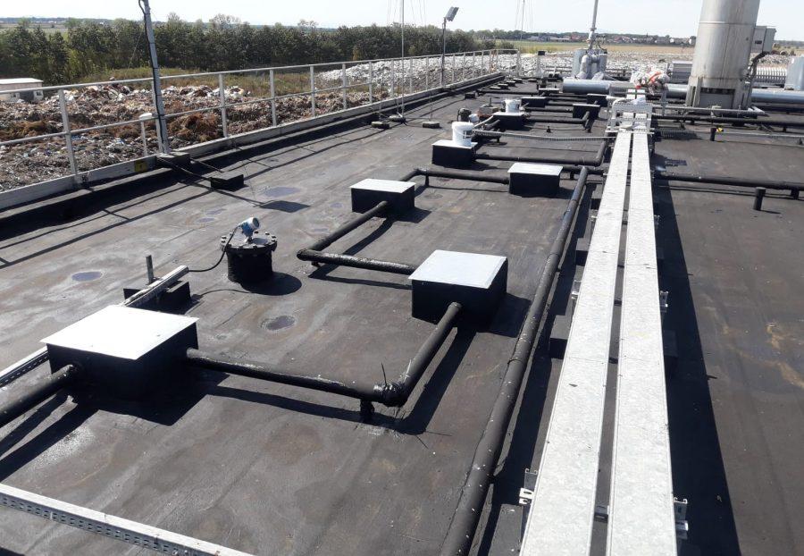 Naprawa Dachu Gumą w Płynie - ZUO Oława